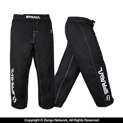 Sprawl Sprawl Gi-Flex II Pants - Black